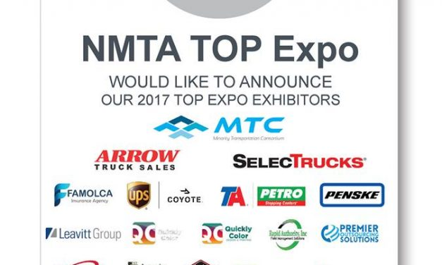 National Minority Trucking Association -U.S. TOP Expo is Saturday, May 6th from 8AM – 4PM at the Cobb Galleria in Atlanta, GA