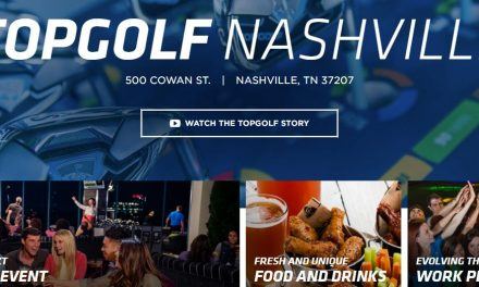 Topgolf coming to Music City 500 Cowan St 37207