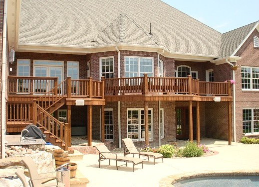Custom Deck Builders in Nashville TN