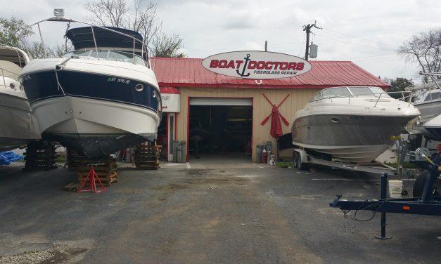 Boat Doctors Boat Fiberglass Body Repair