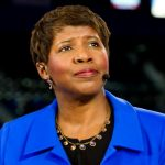 """Gwen Ifill, co-anchor of PBS' """"NewsHour"""" with Judy Woodruff  Passes at 61"""