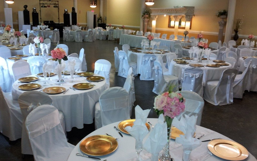 Choose Fantasy Hall for private events and parties.